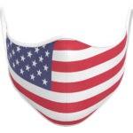 American Flag Mask 1