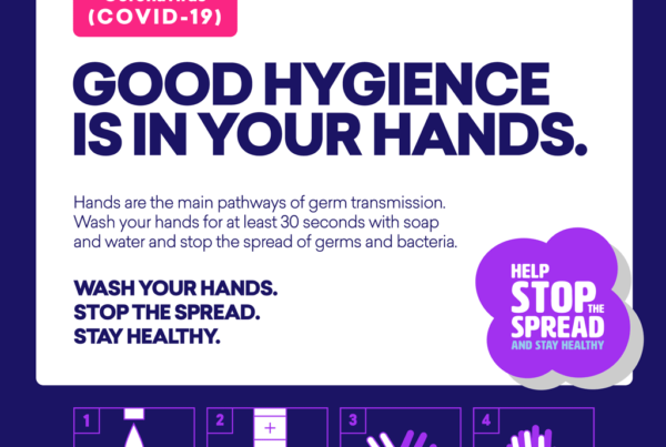 COVID-19 Free Handwashing Poster & Resources