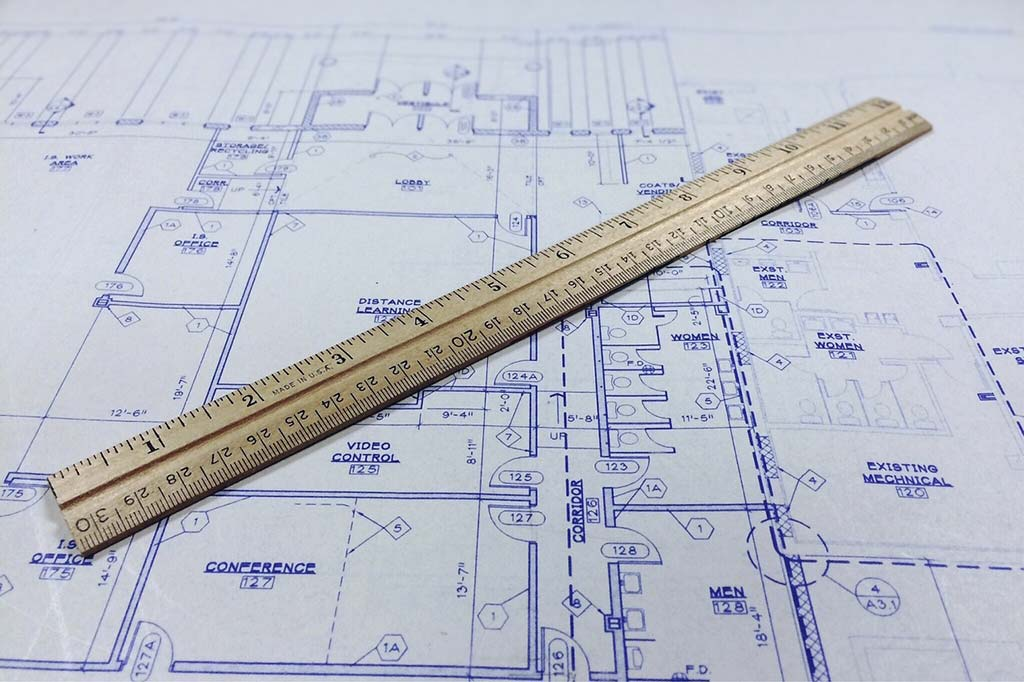 Blueprints 1800-Printing