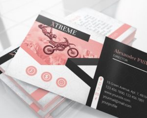 Business Cards Foil 1