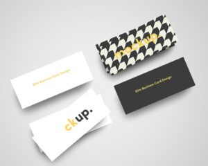 Business Cards Slim 1