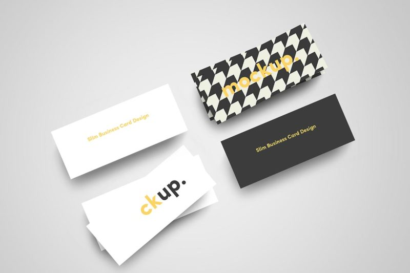 Slim Business Cards