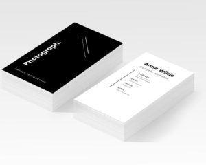 Business Cards Standard 1