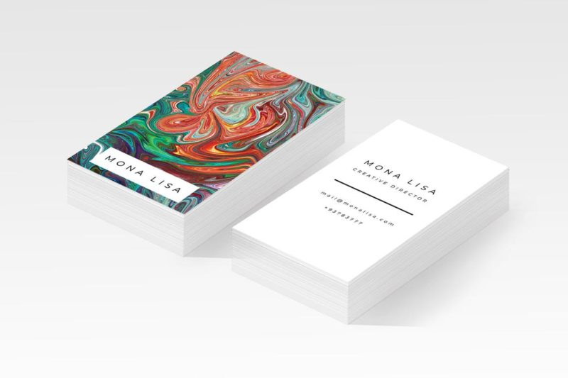 Business Cards Standard 2