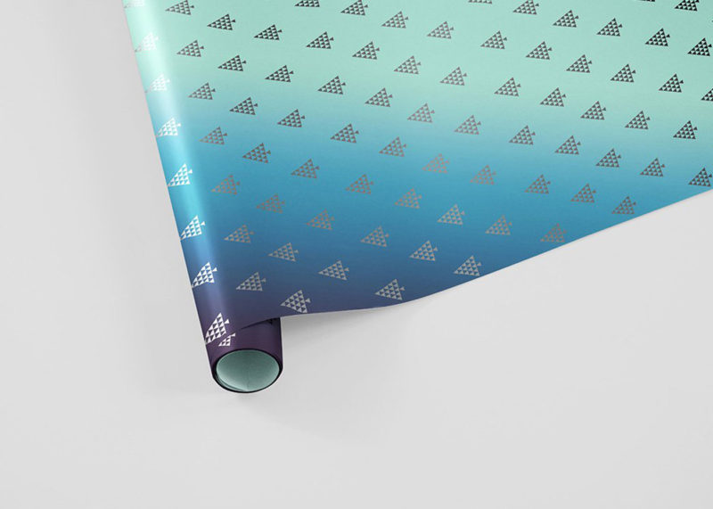 Custom Printed Wrapping Paper 3