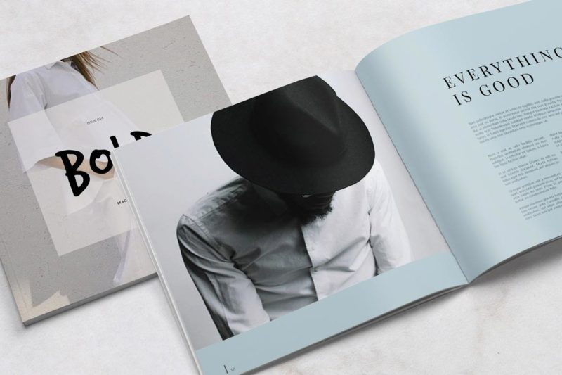 Fashion Lookbook Printing 3