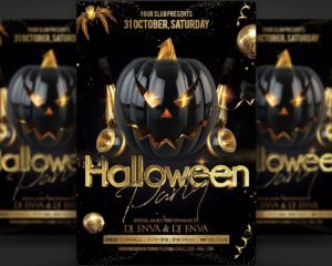 Halloween Flyer Printing Nyc 2