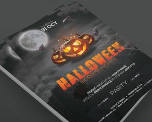 Halloween Poster Printing 1
