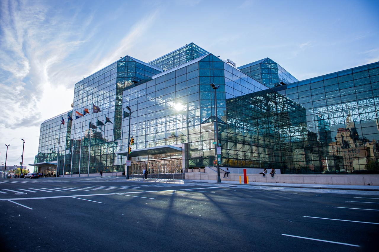 Trade Show Printing: Javits Center in New York City