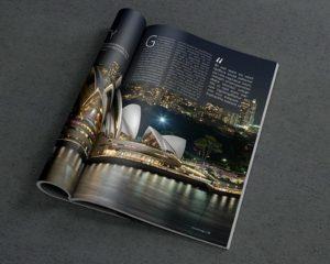 Magazine Printing 4