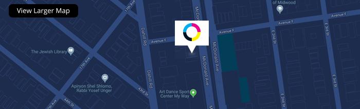 Map Listing Brooklyn