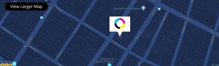 Map Listing Manhattan