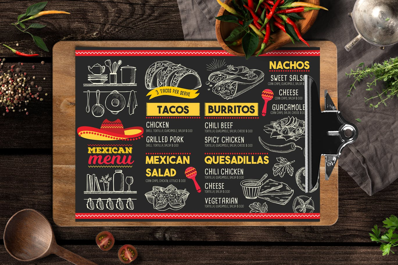 Use Your Restaurant Takeout Menus As a Marketing Weapon