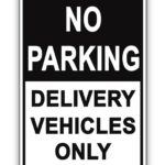 Parking Signs Printing Nyc 2
