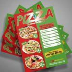 Pizza Menu Printing Nyc 1