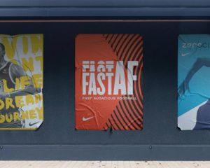 Wheatpaste Posters / Wild Posting