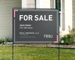 Real Estate Signs Printing Nyc 2