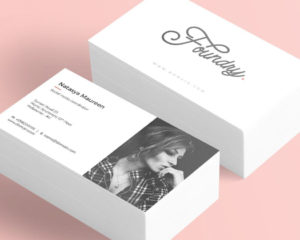 Same Day Business Cards 1