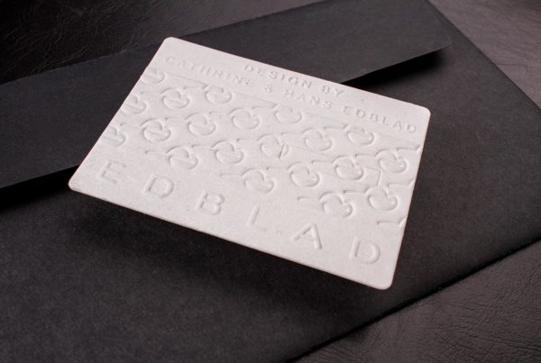 Everything you Wanted to Know About Embossing & Debossing