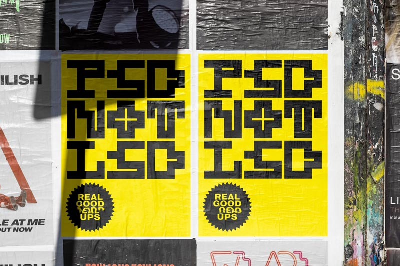 Wild Posting Posters Nyc 4